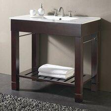 """Loft 37"""" Single Bathroom Vanity Set"""