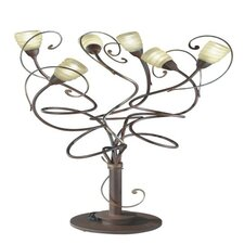 "Varese 28"" H Table Lamp with Bell Shade"