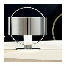 "Ring 6.13"" H Table Lamp with Drum Shade"