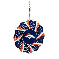 NFL Geo Spinner Ornament