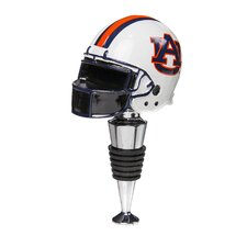 NCAA Helmet Bottle Stopper
