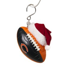 NFL Team Ball Ornament