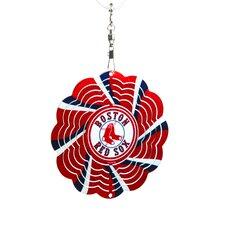 MLB Geo Spinner Ornament
