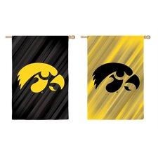 NCAA 2-Sided Vertical Flag