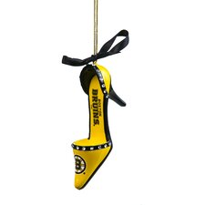 NHL Team Shoe Ornament