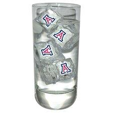 NCAA Light Up Ice Cubes (Set of 4)