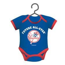 MLB Baby Shirt Ornament