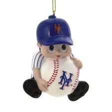 MLB Resin Lil Player Ornament