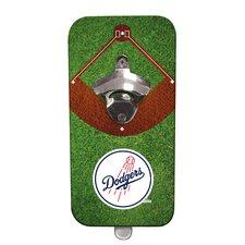 MLB Magnetic Bottle Opener