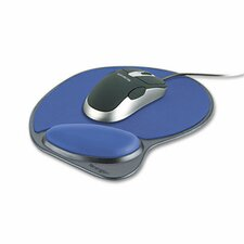 Kensington® Wrist Pillow® Memory Foam Mouse Support Mouse Pad With Wrist Rest