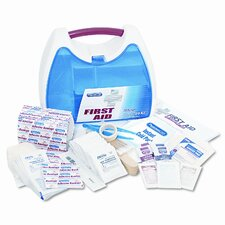 First Aid Ready Kit for 25 People, 182 items