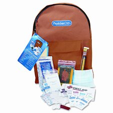 Personal Emergency First Aid Kit, Back Pack