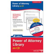 Power of Attorney Library Compact Disc (Set of 36)