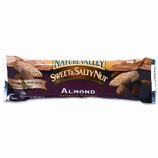 Granola Bars, Sweet & Salty Nut Almond Cereal, 1.5oz Bar, 16/box