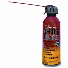 Read Right Officeduster Gas Duster, 10 Oz Can