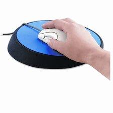 Allsop® Wrist Aid Ergonomic Mouse Pad With Wrist Rest