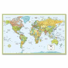 Wall Maps Wayfair