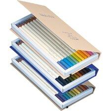 Irojiten Colored Pencils, Woodland (30-Pack) (Set of 30)