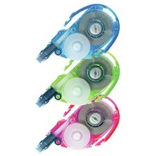Mono Correction Tape Refill (3 Pack)