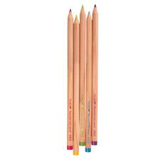 Recycled Colored Pencils (5-Pack) (Set of 5)