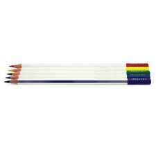 Irojiten Colored Pencils, Primary (5-Pack)