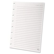 Versa Notebook Wide Ruled Refill Paper (Set of 2)