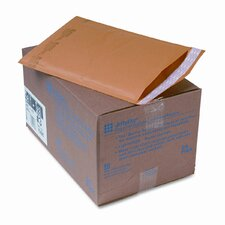 Jiffylite Self-Seal Mailer, Side Seam, #3, Golden Brown, 25/carton