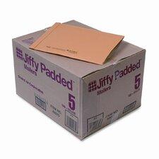Jiffy Padded Mailer, Side Seam, #5, 100/Carton