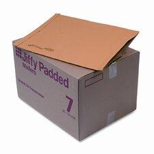 Jiffy Padded Mailer, Side Seam, #7, 50/Carton