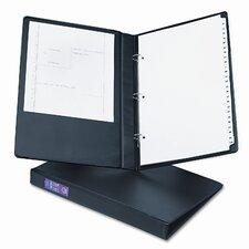 "Durable Ez Turn Ring Legal Binder, 1"" Capacity"
