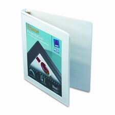 "Framed View Binder with Slant Rings, 0.5"" Capacity"