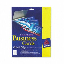 Laser Business Cards, 160/Pack