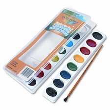 Washable Watercolor Paint (16/Set) (Set of 2)
