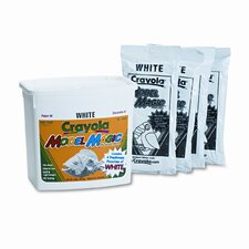 Model Magic Modeling Compound, 8 Oz Each Packet, 2 Lbs