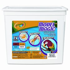 Model Magic Modeling Compound, 8 Oz Each, 2Lbs