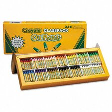 Oil Pastels (12-Color Set, 336/Pack)