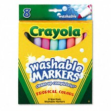 Washable Conical Point Markers (8/Set (Set of 2)