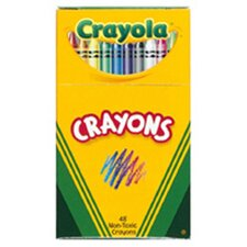 Crayola Regular Size Crayon 48pk (Set of 2)