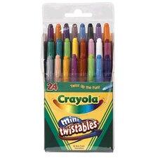Crayola Twistables Crayons 24