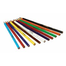 Long Colored Pencils (Set of 36)