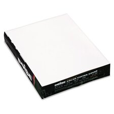 Enchanced Color Copy Cover, 60lb, White, 98 Brightness, Letter, 250 Sheets