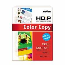 Hd:P Color Copy Paper, 98 Brightness, 28Lb, 8-1/2 X 11, 500 Sheets/Ream