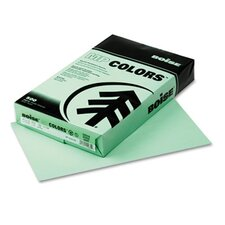 Fireworx Colored Paper, 20 lbs., 8-1/2 x 14, 500/Ream