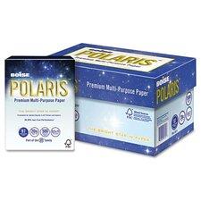 Polaris Copy Paper, 8 1/2 X 11, 5,000 Sheets/Carton, 20 Lb