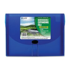 7-Pocket Biodegradable Expanding File