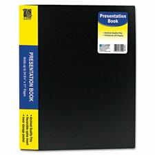 Presentation Book with Sheet Protecor (Set of 2)