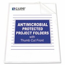 Antimicrobial Project Folder (25 Pack)