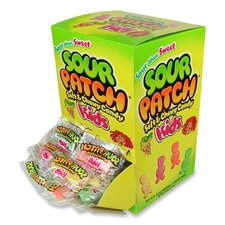 Sour Patch Kid, Individually Wrapped, 240 per Box, 24.2 oz