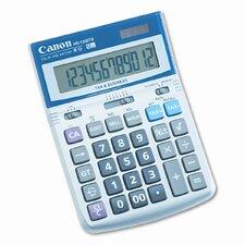 HS-1200TS Compact Desktop Calculator, 12-Digit LCD