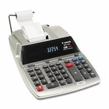 Mp11Dx Two-Color Printing Desktop Calculator with 12-Digit Fluorescent